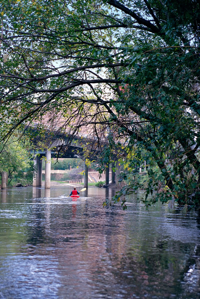 Houston Canoer